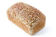 Emma Brot auf weißem Grund